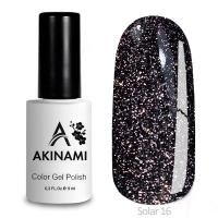 Гель-лак AKINAMI Color Gel Polish - Solar 16 (9 мл)